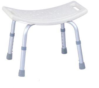 Κάθισμα μπάνιου ορθογώνιο